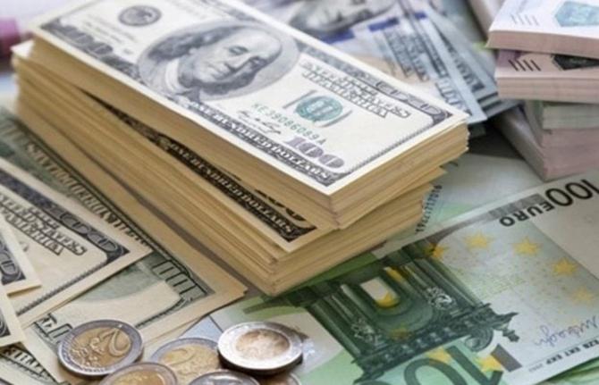 Geçen hafta 8,58 zirvesini gören dolar/TL, yeni haftaya sert düşüşle başladı