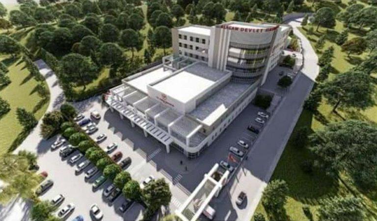 Alaçam'a 50 yataklı hastane müjdesi