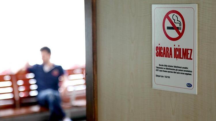 Açık alanda sigara içmek yasaklandı mı