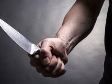 Bıçaklı saldırı