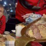 Restoranda yemek yerken görüntüleri çıkan Tanju Çolak'a para cezası
