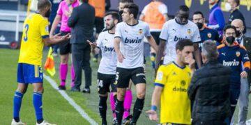 Cadiz-Valencia maçında ırkçılık skandalı