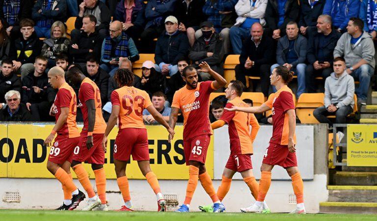 Danimarka'dan Galatasaray'a büyük jest